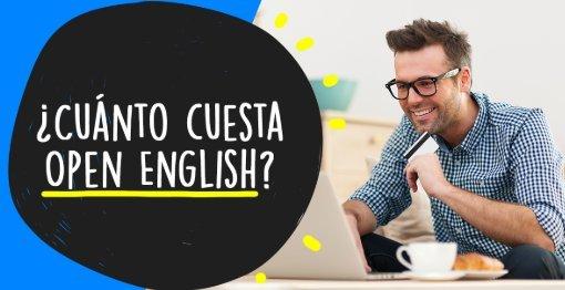 cuanto cuesta open english